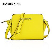 JASMIN NOIR Famous Brand Women Messenger Bag High Quanlity Fashion Crossbody Bag Designer Handbag Smiley Women