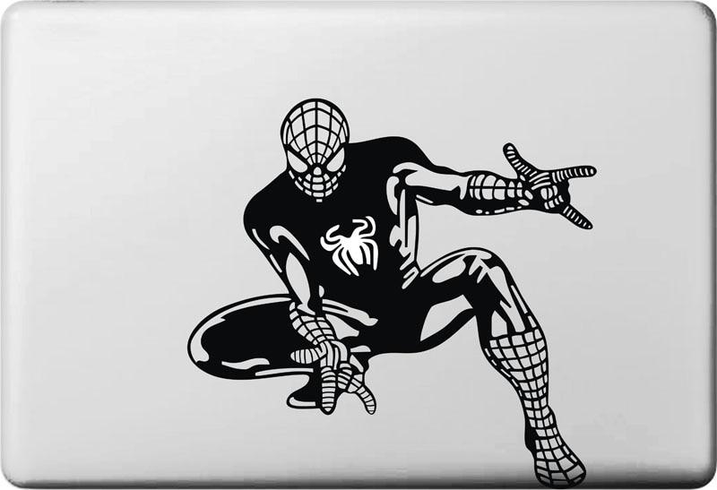 Spider-Man Vinyl Decal Sticker for New Macbook Pro / Air 11 13 15 Inch Laptop Case Cover Sticker