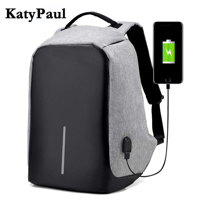 Men Backpack Male Laptop Schoolbag Backpack For Teenagers Girls Boys External USB Charging Daypack Antitheft Women Travel Bags cool urban backpack for teenagers kids boys girls school bags men women fashion travel bag laptop backpack
