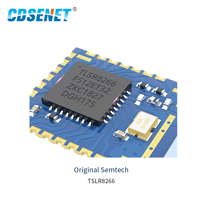 Image 4 - E104 BT10 G 2.4GHz TLSR8269 Bluetooth Transceiver UART Module SMD GFSK SigMesh Gateway For Mesh Network-in Fixed Wireless Terminals from Cellphones & Telecommunications