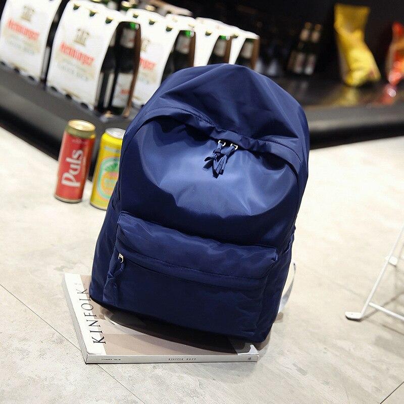 Nylon Backpacks Optional Women's Casual for Girls Oxford-Designer 5-Colors