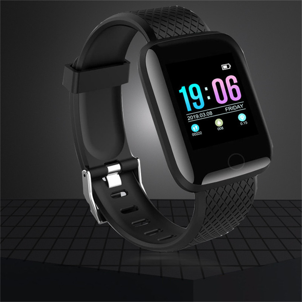 2019 Smart Watch D13 1.3inch OLED Color Screen Bluetooth Waterproof Sport Smart Watch Bracelet Fitness Tacker For Android IOS xanes a6s