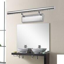 Зеркала СИД Light современная ванная комната настенный светильник для ванной лампы Настенный светильник свет ванной домашнего освещения