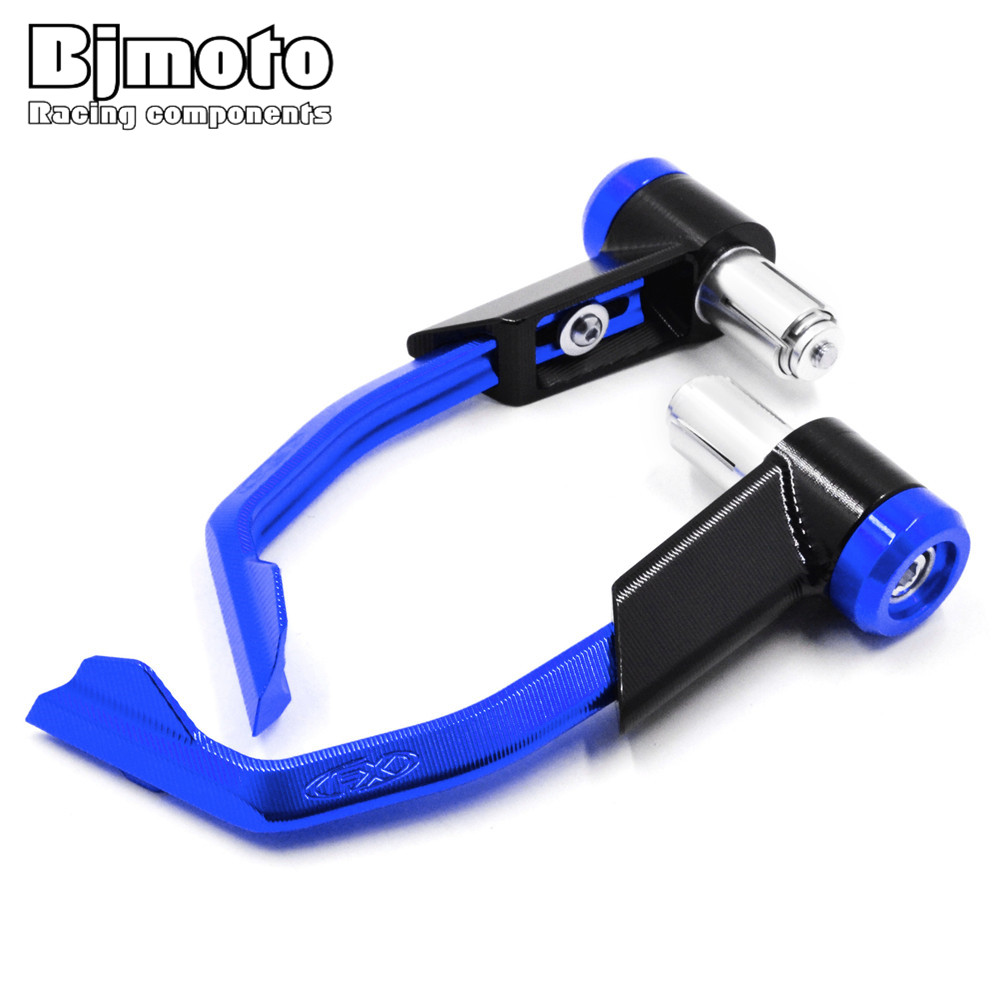 Adjustable 7/8 CNC Motorcycle Proguard Pro Brake Clutch Levers Protect Guard For Suzuki GSX R600 R750 R1000 Hayabusa GSX1300R cnc brake clutch protect pro levers guard for suzuki gsxr600 750 gsxr1000 k1k3k4k5k6k7k8k9