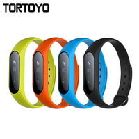 Y2 Waterproof Sweatproof Smart Wristband Heart Rate Sleep Monitor Smart Bracelet Band For iPhone iOS Android PK xiaomi Mi Band 2