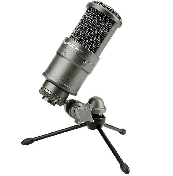 TAKSTAR SM 8B S Condenser Microphone Broadcasting And Recording Microphone Radio Braodcasting Sound Singing Recording
