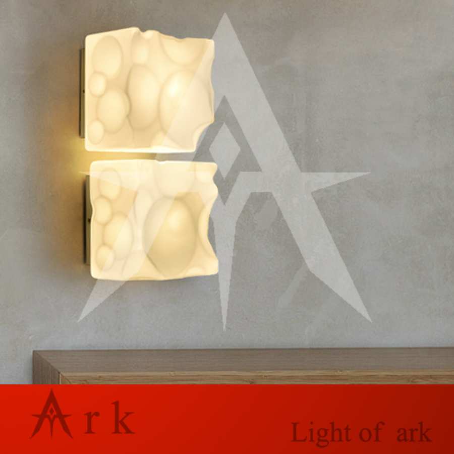 ark light Cheese Big size 300mm*300mm*150mm Wall lamp Free Shipping ark benefit u2 dual black