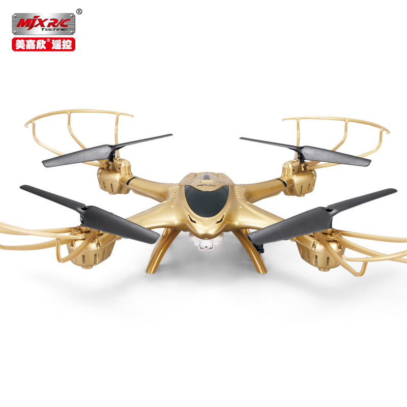 F17744/5 MJX X401H Drone FPV HD Camera Real Time Transmission RC Quadcopter Altitude Hold One Key Return Headless Helicopter RTF jjrc h8d 2 4ghz rc drone headless mode one key return 5 8g fpv rc quadcopter with 2 0mp camera real time lcd screen s15853