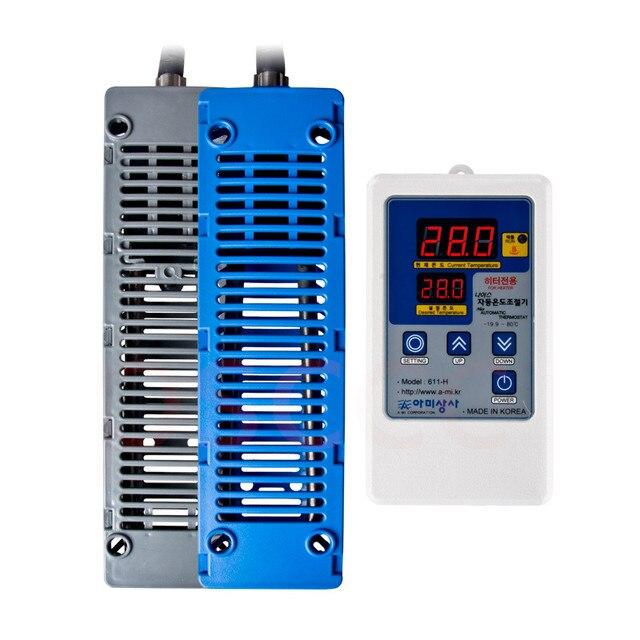 1200W 2000W 3000W High power fish pond fish tank pure titanium heating rod temperature control fish pond Coral heating rod