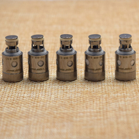 5pcs Lot Original EC Tank Atomizer Coil 0 2 0 5ohm Works On EC 2 Tank