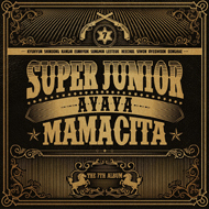 SUPER JUNIOR 7TH ALBUM - MAMACITA  A OR B VERSION +  Photobook (80pages)+ 1 photocard) Release Date 2014-9-12KPOP super junior kyuhyun 1st mini album at gwanghwamun release date 2014 11 13 kpop