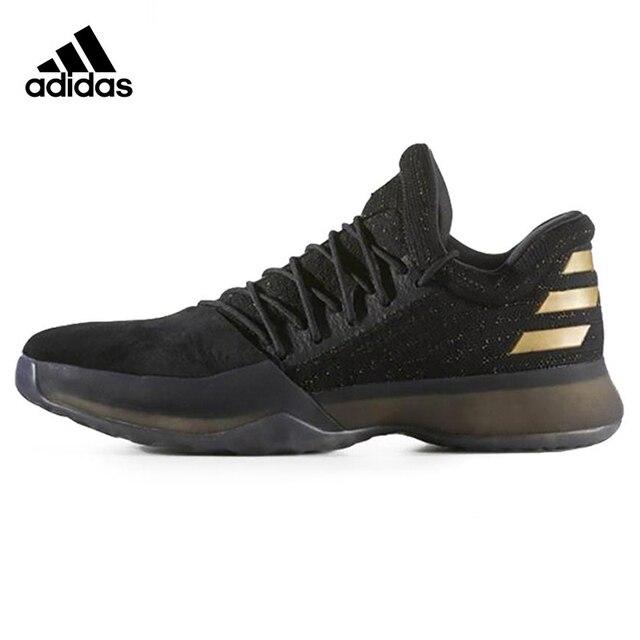 dc5cb072fec5 ... new style adidas harden vol.1 men basketball shoes black red breathable  shock e5945 e7c0f