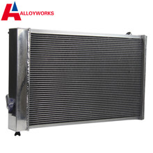 US SALE FOR 69-72 CHEVY CORVETTE 427 454 BIG BLOCK 7.0 7.4 V8 Auto 3 Row Alumium Radiator NEW