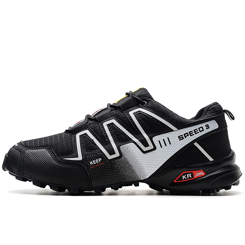 Hiking-Shoes Outdoor Lightweight Comfortable And Explosive Large-Size