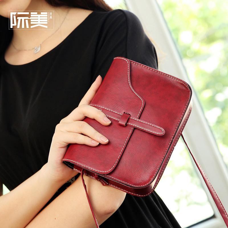 Women PU leather coin purses small bags girls handbags female shoulder bag messenger bags ladies pouches bolsas feminina bolsos