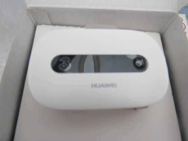 Huawei E5220 21 Mbps 3 G HSPA + banda larga móvel wi fi hotspot