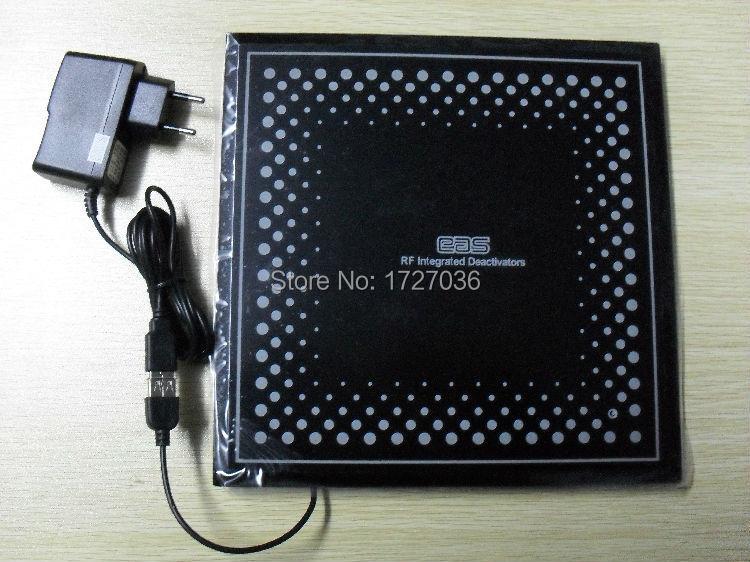 Eas desativador etiqueta macia para o sistema de rf 8.2 mhz etiqueta macia eas decodificador