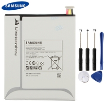 Original Samsung Battery EB-BT355ABE For Samsung GALAXY Tab A 8.0 T355C GALAXY Tab5 SM-T355 SM-T350 SM-P350 P355C SM-P355M T355 srjtek 8 for samsung galaxy tab a 8 0 t355 t350 sm t355 sm t350 t351 lcd dispaly matrix screen tablet pc monitor replacement