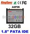 """L Kingspec 1.8 """"дюйма PATA IDE 44PIN SSD жесткий диск Твердотельный накопитель 32 ГБ Жесткий привод Для IBM X40 X41 X41T Бесплатная Доставка По China Post"""