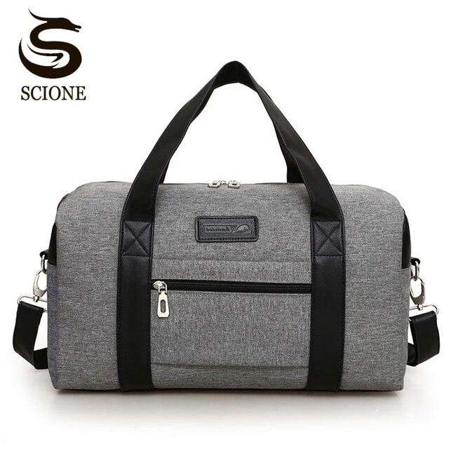 b9cc9f4d Многофункциональные водонепроницаемые модные спортивные мужские дорожные  вещевые сумки сумки путешествия Прямая доставка