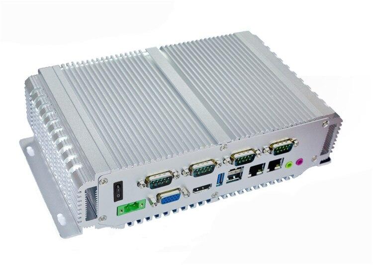 Plc industriel J1900 2.0 GHZ 32G SSD sans ventilateur et anti-poussière mini ordinateur (LBOX-J1900)
