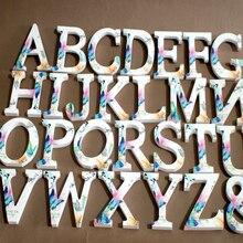 Ahşap Harfler İngilizce Kelime Adı Tasarım Sanat Zanaat Ayakta Kalp Şekli Düğün Ev Dekor 18092107