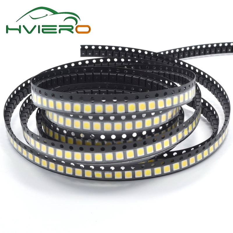 1000pcs White Red Green Blue Yellow Pink UV POWER TOP 1210 3528 SMD SMT Chip SMT PLCC-2 LED Diode Light Lamp Super bright light ...