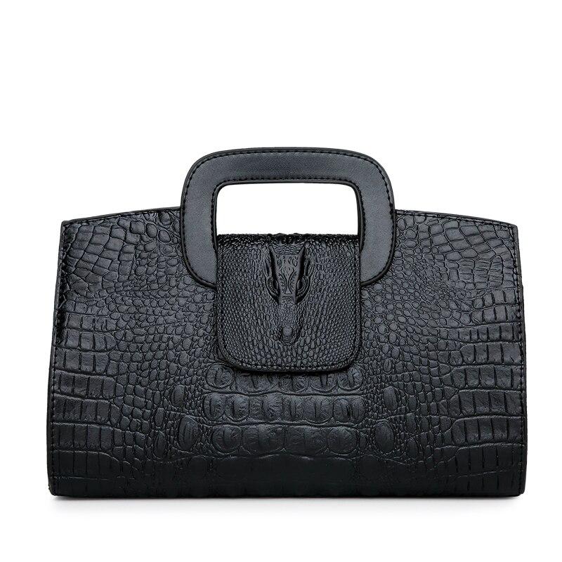 65043ae43eb66 Wysokiej jakości pu skórzane torebki damskie klasyczne torebki ...