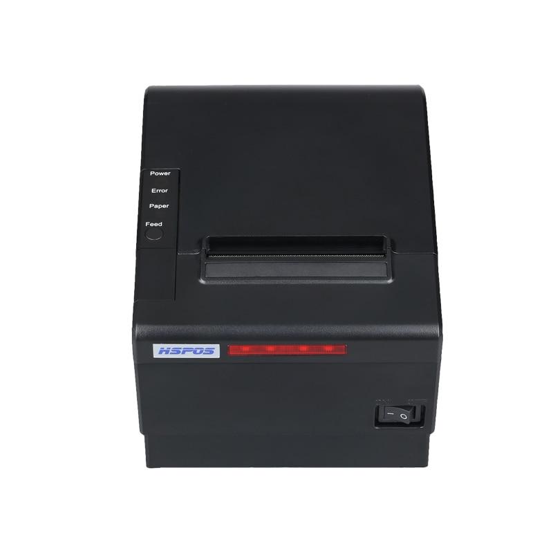 Machine de position sans fil de 80mm gprs avec imprimante impression de reçu thermique avec support de coupe MQTT pourrait imprimer la Solution