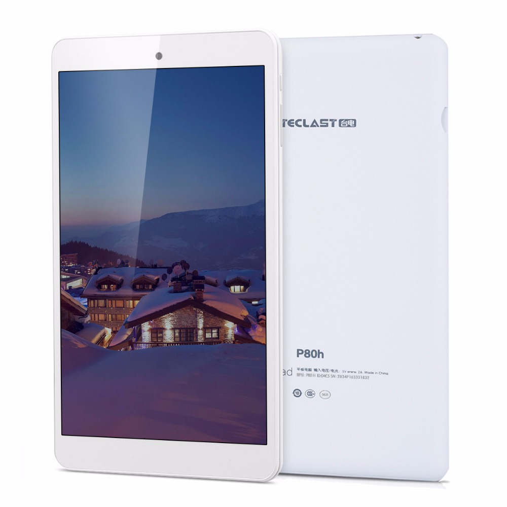Teclast p80h 8 дюймов Планшеты mtk8163 Android 5.1 4 ядра 64bit IPS 1280x800 двойной WI-FI 2.4 ГГц/5 ГГц HDMI GPS Bluetooth Планшеты PC