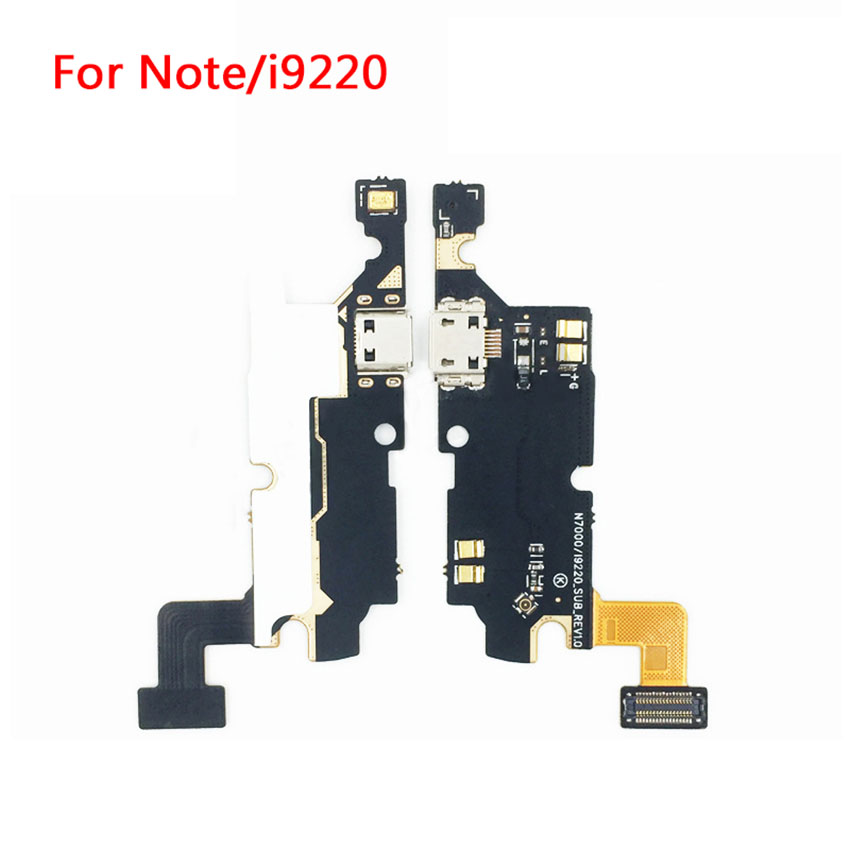 For Samsung Galaxy Note N7000 I9220 USB Charger Charging Dock Port Flex Cable