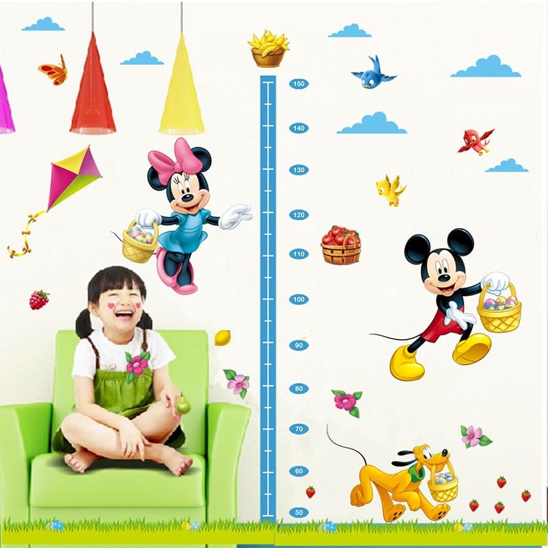 Minnie Mickey Donald Πάγκος αυτοκόλλητες - Διακόσμηση σπιτιού - Φωτογραφία 4