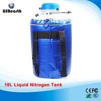 10L Liquid Nitrogen Tank Gas Tank