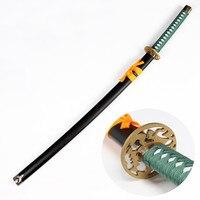 Игра Touken Ranbu Online Mutsunokami есиюки деревянный Косплэй макет самурайского меча Производительность реквизит для Хэллоуина вечерние события