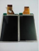 NEW LCD Display Screen For Panasonic HC-V130 HC-V160 GK V130 V160 Video Camera Repair Part NO Backlight