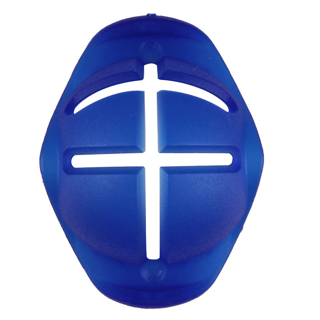 5pcslot Blue Golf Ball Line Marker Template In Golf Training Aids