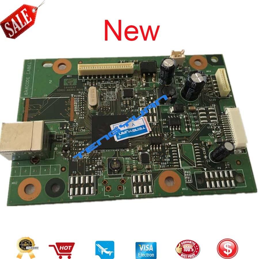 ใหม่ original CE831 60001 Formatter Board PCA Assy logic หลักบอร์ดสำหรับ HP M1136 M1132 1132 1136 M1130 เครื่องพิมพ์อะไหล่-ใน ชิ้นส่วนเครื่องพิมพ์ จาก คอมพิวเตอร์และออฟฟิศ บน AliExpress - 11.11_สิบเอ็ด สิบเอ็ดวันคนโสด 1