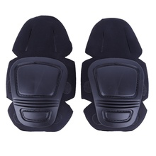 1 Pair Outdoor Adult's Tactical Protective Knee Pad Support Paintball Combat Knee Protector Kneepads outdoor adult s tactical protective knee pad support airsoft paintball combat knee protector kneepads free shipping