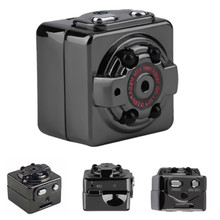 100% новый SQ8 мини Камера Регистраторы HD движения Сенсор Micro USB Камера Full HD 1080 P мини видеокамера инфракрасного ночного видения Камера