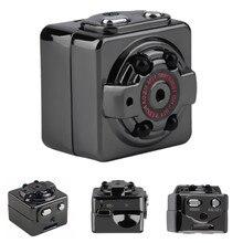 100% New SQ8 Mini Camera Recorder HD Motion Sensor Micro USB Camera