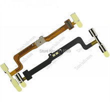 Original Genuine Power On Off Volume Up Down button Flex Cable for Huawei P1 U9200 T9200