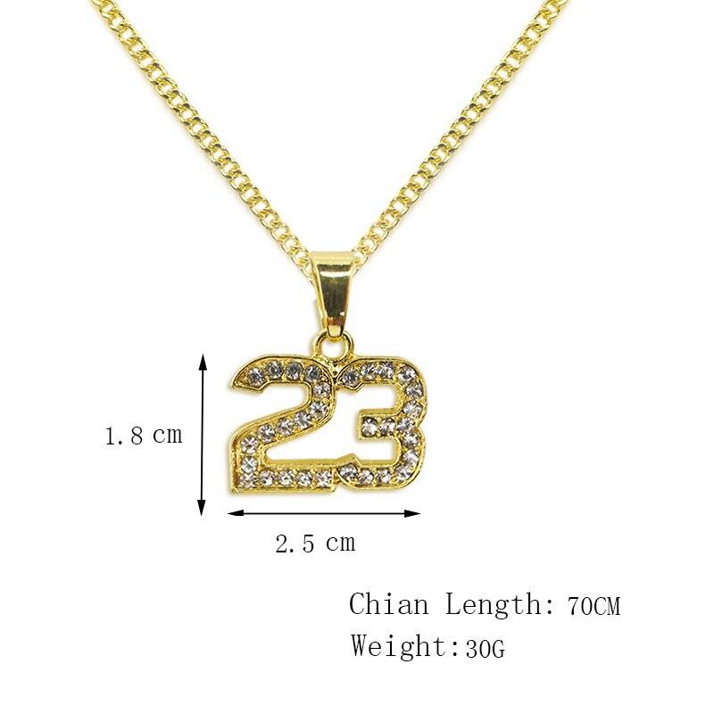 Хип-хоп ювелирные изделия Модные золотые длинные цепочки ожерелья для женщин и мужчин персонализированные буквы Орел молитвенный знак карта кулон ожерелье - Окраска металла: N001