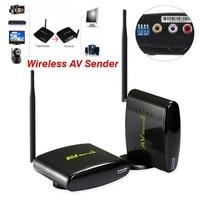 Best Promotion 2.4GHz Wireless AV Sender TV Audio Video Transmitter Receiver