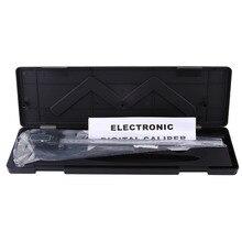 Домашний сервис 12 дюймов 300 мм Цифровой Электронный штангенциркуль цифровой штангенциркуль 0-300 мм Микрометр измерительная линейка