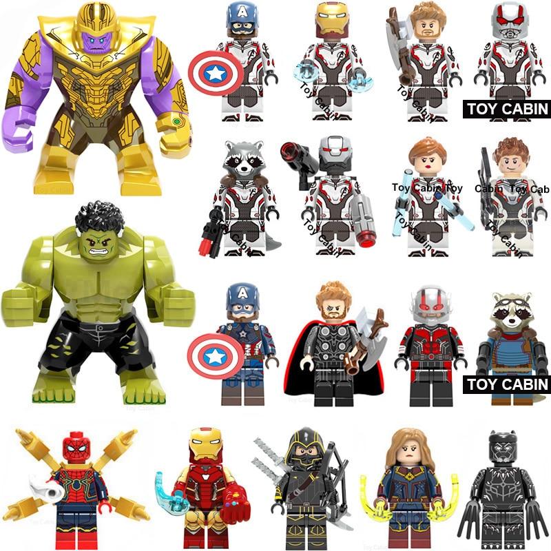 Building Block mini figures Marvel Avengers War Machine white Outfit fits Brands