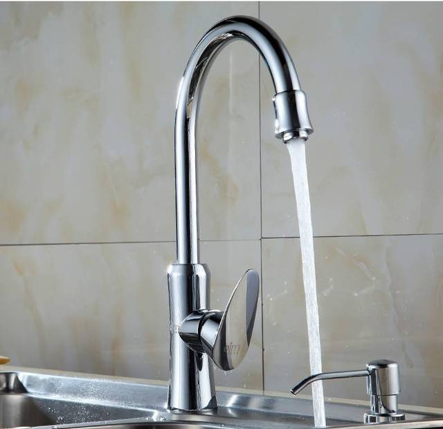 Free Shipping Lowest Price Kitchen Faucet With Contemporary Kitchen