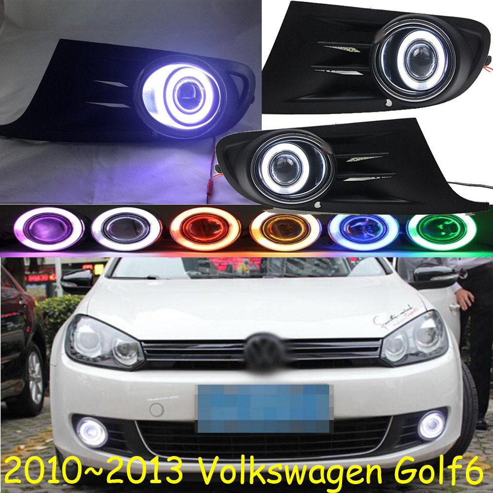 golf6 fog light 2010~2013;Free ship!golf daytime light,2ps/set+wire ON/OFF:Halogen/HID XENON+Ballast,golf6 2011 2013 vw golf6 daytime light free ship led vw golf6 fog light 2ps set vw golf 6