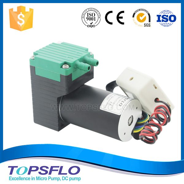 TM40A F High pressure diaphragm brushless dc 12v pressure air compressor pump