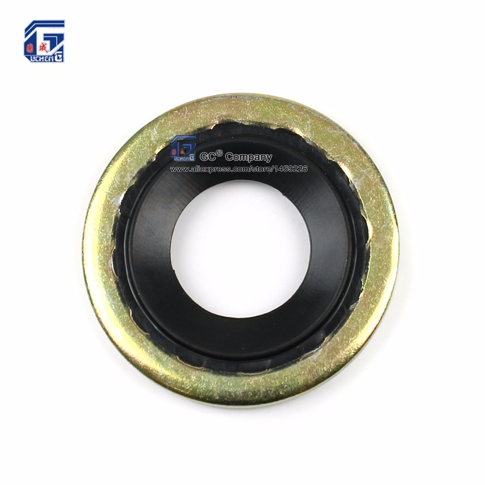 ( 33.1 x 15.5 x 3.8 mm ) Compressor Seal Washer Gasket for GM (General Motors) Cars ...