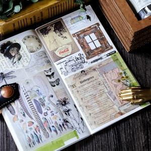 Image 3 - 20sets/1lot Kawaii Schreibwaren Aufkleber junk journal Tagebuch Planer Dekorative Mobile Aufkleber Scrapbooking DIY Handwerk Aufkleber